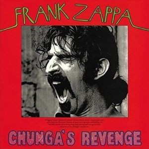 FRANK ZAPPA - Chunga's Revenge / vinyl bakelit / LP