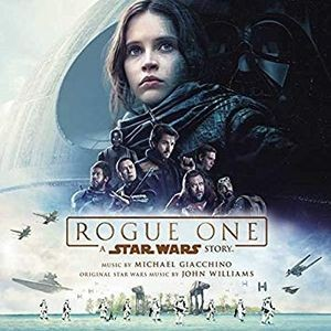 FILMZENE - Star Wars Rouge One / vinyl bakelit / 2xLP