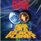 PUBLIC ENEMY - Fear Of A  Black Planet / vinyl bakelit / LP