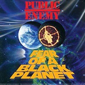 PUBLIC ENEMY - Fear Of A  Black Planet / vinyl bakelit / LP