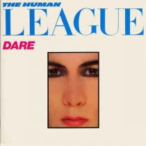 HUMAN LEAGUE - Dare / vinyl bakelit / LP