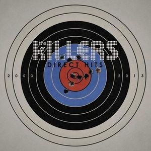 KILLERS - Direct Hits / vinyl bakelit / 2xLP