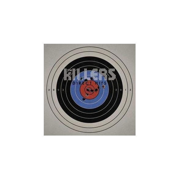 KILLERS - Direct Hits / vinyl bakelit / 2xLP