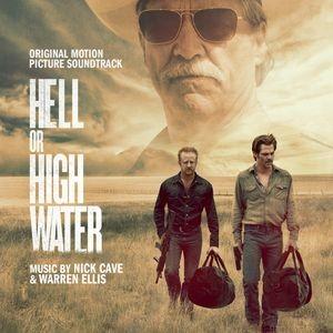 FILMZENE - Hell or High Water / Nick Cave Warren Ellis vinyl bakelit / LP