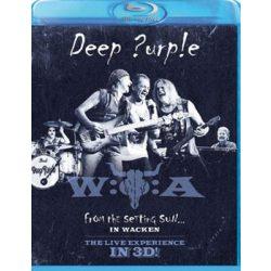 DEEP PURPLE - From The Setting Sun In Wacken / blu-ray / BRD