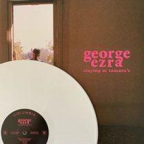 GEORGE EZRA - Staying At Tamara's / limitált színes vinyl bakelit / LP