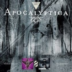 APOCALYPTICA - 2in1 Worlds Collide + 7th Symphony / vinyl bakelit / 2xLP