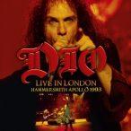 DIO - Live In London / limitált sorszámozott vinyl bakelit / 2xLP