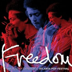 JIMI HENDRIX - Freedom Atlanta Pop Festival/ vinyl bakelit / 2xLP