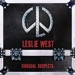 LESLIE WEST - Unusual Suspect / vinyl bakelit / LP