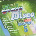 VÁLOGATÁS - ZYX Italo Disco Spacesynth Collection 5 / 2cd / CD