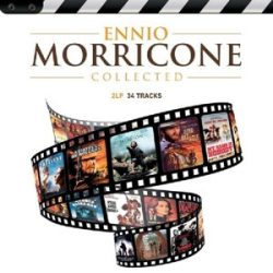ENNIO MORRICONE - Collected / vinyl bakelit / 2xLP