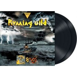 RUNNING WILD - 2in1 Rivalry / Victory / vinyl bakelit / 2xLP