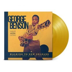 GEORGE BENSON - Walking To New Orleans / limitált színes vinyl bakelit / LP