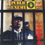 PUBLIC ENEMY - It Takes A Nation Of Millions CD