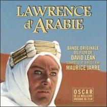 FILMZENE - Lawrence Of Arabia/ vinyl bakelit / LP