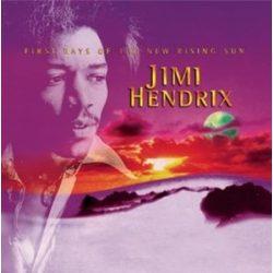 JIMI HENDRIX - First Rays  Of New Rising Sun / vinyl bakelit / 2xLP
