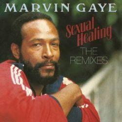 MARVIN GAYE - Sexual Healing Remixes / RSD2018 limitált színes vinyl bakelit / LP