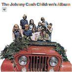 JOHNNY CASH - Childrens Album / vinyl bakelit / LP