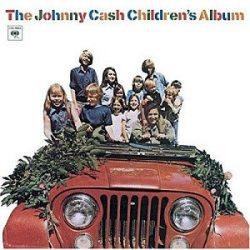 JOHNNY CASH - Childrens Album / vinyl bakelit / LP