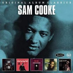 SAM COOKE - Original Album Classics / 5cd / CD