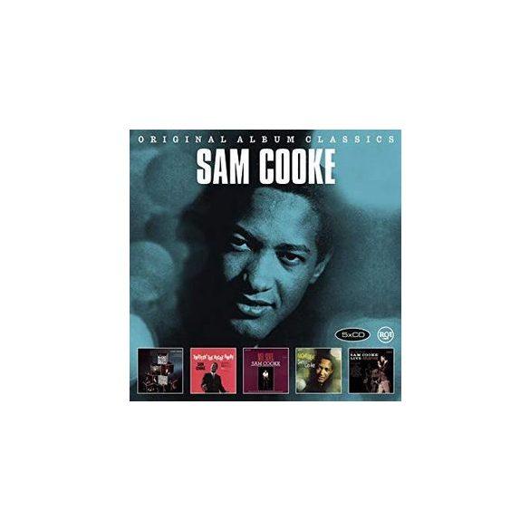SAM COOKE - Original Album Classics / 5cd / CD