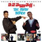 JAZZY JEFF AND THE FRESH PRINCE - Original Album Classics / 5cd / CD
