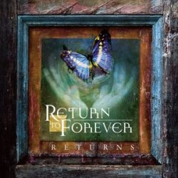 RETURN TO FOREVER - Returns Live At The Montreux 2008 / vinyl bakelit 4lp+2cd / 4xLP