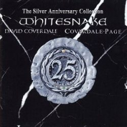 WHITESNAKE - Silver Anniversary Collection / 2cd / CD