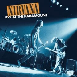 NIRVANA - Live at The Paramount / vinyl bakelit / 2xLP
