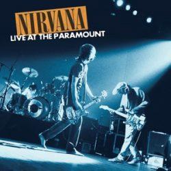 NIRVANA - Live at The Paramount / vinyl bakelit / 2xLP