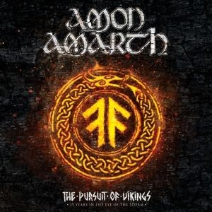 AMON AMARTH - Pursuit Of Vikings / vinyl bakelit / 2xLP