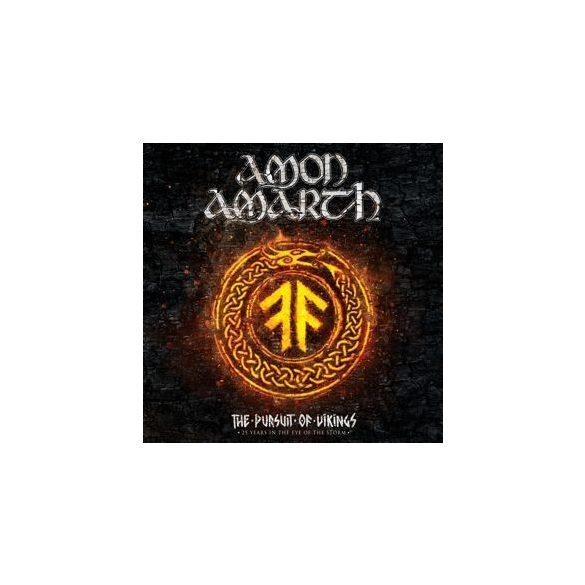 AMON AMARTH - Pursuit Of Vikings / vinyl bakelit / 2xLP