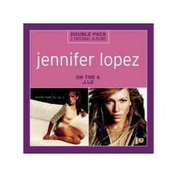 JENNIFER LOPEZ - 2in1 * On The 6 + J.Lo * / 2cd / CD