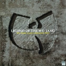 WU-TANG CLAN - Legend Of The Wu-Tang / vinyl bakelit / 2xLP