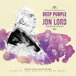 JON LORD - Celebrating The Rock Legend vol.2 / vinyl bakelit / LP