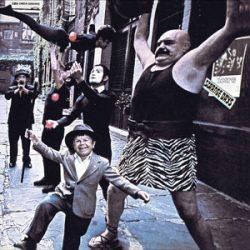 DOORS - Strange Days / mono vinyl bakelit / LP