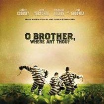 FILMZENE - O Brother Where Art Thou / limitált színes vinyl bakelit / LP