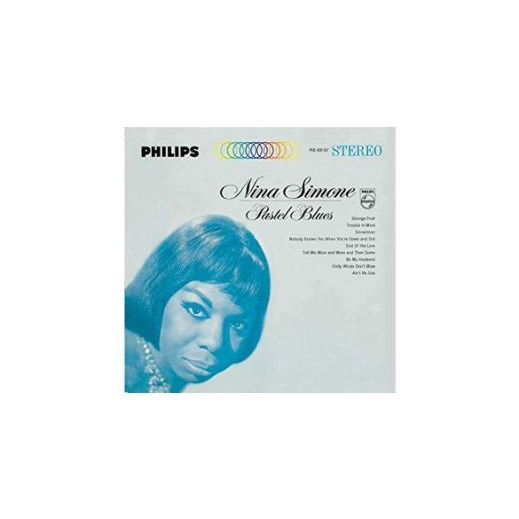 NINA SIMONE - Pastel Blues CD