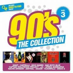 VÁLOGATÁS - 90's The Collection vol.3 / 2cd / CD