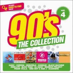 VÁLOGATÁS - 90's The Collection vol.4 / 2cd / CD