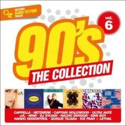 VÁLOGATÁS - 90's The Collection vol.6 / 2cd / CD