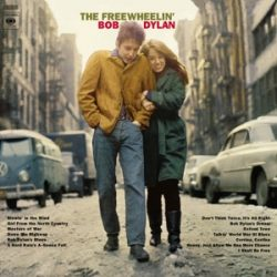 BOB DYLAN - The Freewheelin' / vinyl bakelit / LP