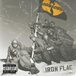 WU-TANG CLAN - Iron Flag / vinyl bakelit / LP