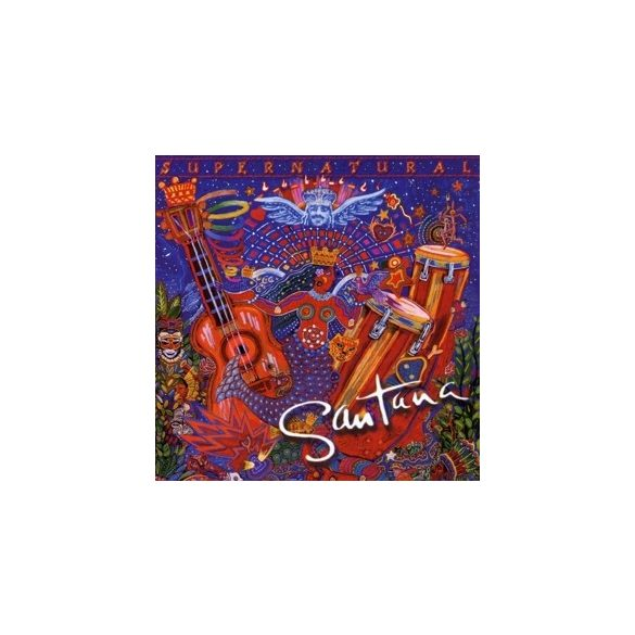 SANTANA - Supernatural / vinyl bakelit / 2xLP