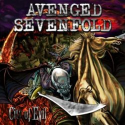 AVENGED SEVENFOLD - City Of Evil / vinyl bakelit / 2xLP