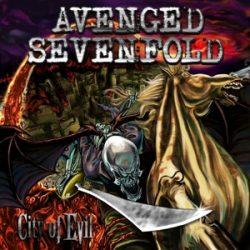 AVENGED SEVENFOLD - City Of Evil / vinyl bakelit / 2xLP