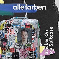 ALLE FARBEN - Sticker On My Suitcase / vinyl bakelit / 2xLP