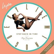 KYLIE MINOGUE - Step Back In Time  / limited deluxe 2cd / CD