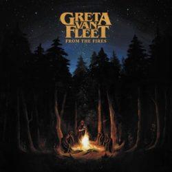 GRETA VAN FLEET - From The Fires / vinyl bakelit / LP